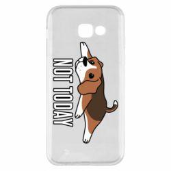 Чехол для Samsung A5 2017 Dog not today