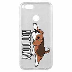 Чехол для Xiaomi Mi A1 Dog not today