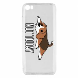 Чехол для Xiaomi Mi5/Mi5 Pro Dog not today