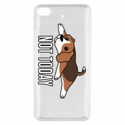 Чехол для Xiaomi Mi 5s Dog not today