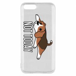 Чехол для Xiaomi Mi6 Dog not today