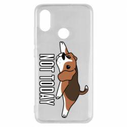 Чехол для Xiaomi Mi8 Dog not today