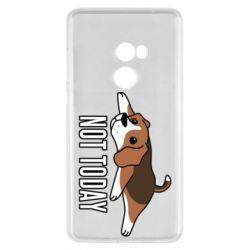 Чехол для Xiaomi Mi Mix 2 Dog not today