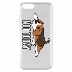 Чехол для Xiaomi Mi Note 3 Dog not today