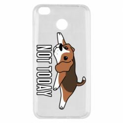 Чехол для Xiaomi Redmi 4x Dog not today