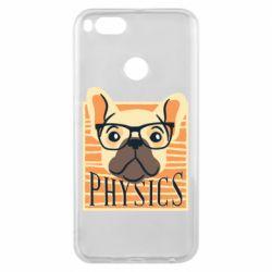 Чехол для Xiaomi Mi A1 Dog Physicist