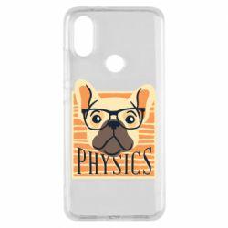 Чехол для Xiaomi Mi A2 Dog Physicist
