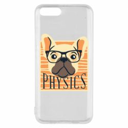 Чехол для Xiaomi Mi6 Dog Physicist