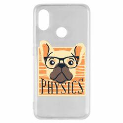 Чехол для Xiaomi Mi8 Dog Physicist