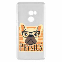 Чехол для Xiaomi Mi Mix 2 Dog Physicist