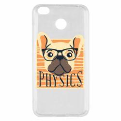 Чехол для Xiaomi Redmi 4x Dog Physicist