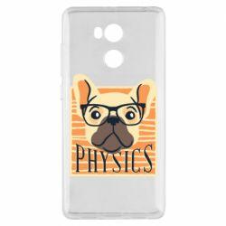 Чехол для Xiaomi Redmi 4 Pro/Prime Dog Physicist