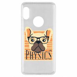 Чехол для Xiaomi Redmi Note 5 Dog Physicist
