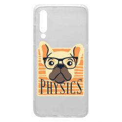Чехол для Xiaomi Mi9 Dog Physicist