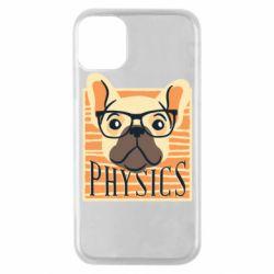 Чехол для iPhone 11 Pro Dog Physicist