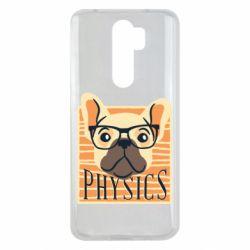 Чехол для Xiaomi Redmi Note 8 Pro Dog Physicist