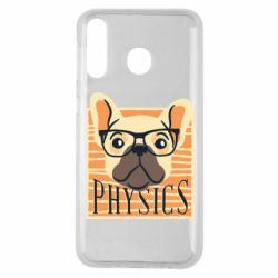 Чехол для Samsung M30 Dog Physicist