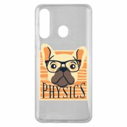 Чехол для Samsung M40 Dog Physicist
