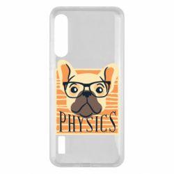 Чохол для Xiaomi Mi A3 Dog Physicist