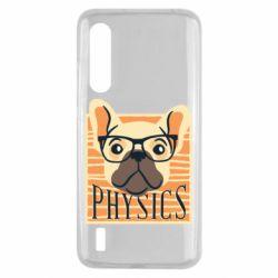 Чехол для Xiaomi Mi9 Lite Dog Physicist
