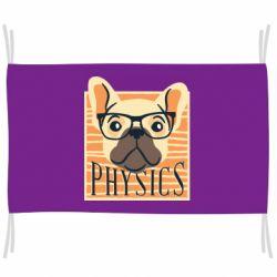 Флаг Dog Physicist