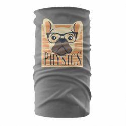 Бандана-труба Dog Physicist