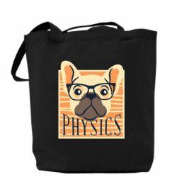 Сумка Dog Physicist