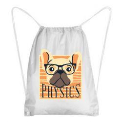 Рюкзак-мешок Dog Physicist