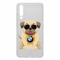 Чохол для Xiaomi Mi9 Dog with a collar BMW