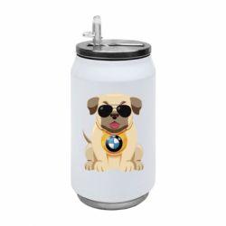 Термобанка 350ml Dog with a collar BMW