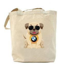 Сумка Dog with a collar BMW