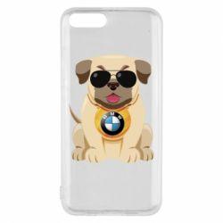 Чохол для Xiaomi Mi6 Dog with a collar BMW