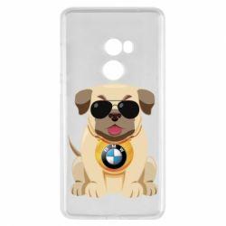 Чохол для Xiaomi Mi Mix 2 Dog with a collar BMW