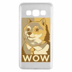 Чохол для Samsung A3 2015 Doge wow meme