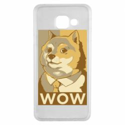 Чохол для Samsung A3 2016 Doge wow meme