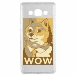 Чохол для Samsung A5 2015 Doge wow meme