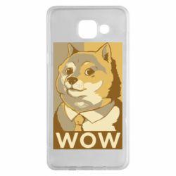 Чохол для Samsung A5 2016 Doge wow meme
