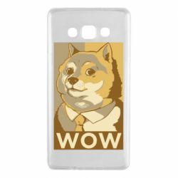 Чохол для Samsung A7 2015 Doge wow meme