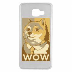 Чохол для Samsung A7 2016 Doge wow meme