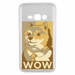 Чохол для Samsung J1 2016 Doge wow meme
