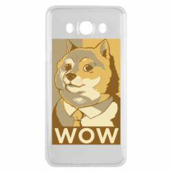 Чохол для Samsung J7 2016 Doge wow meme