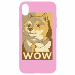 Чохол для iPhone XR Doge wow meme