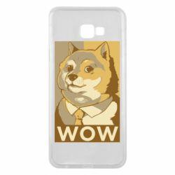 Чохол для Samsung J4 Plus 2018 Doge wow meme