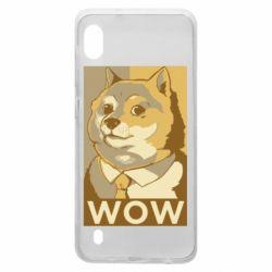 Чохол для Samsung A10 Doge wow meme