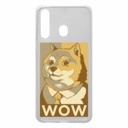 Чохол для Samsung A60 Doge wow meme