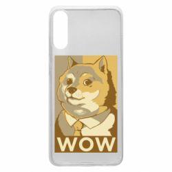 Чохол для Samsung A70 Doge wow meme