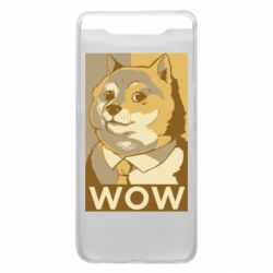 Чохол для Samsung A80 Doge wow meme