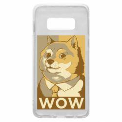 Чохол для Samsung S10e Doge wow meme