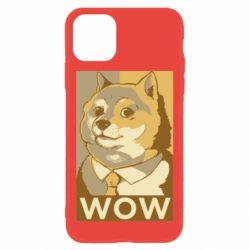 Чохол для iPhone 11 Doge wow meme