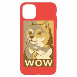 Чохол для iPhone 11 Pro Max Doge wow meme
